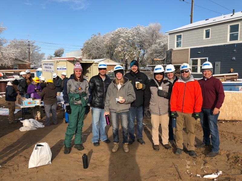 Cenco Cares--Paying It Forward with Habitat for Humanity 2019