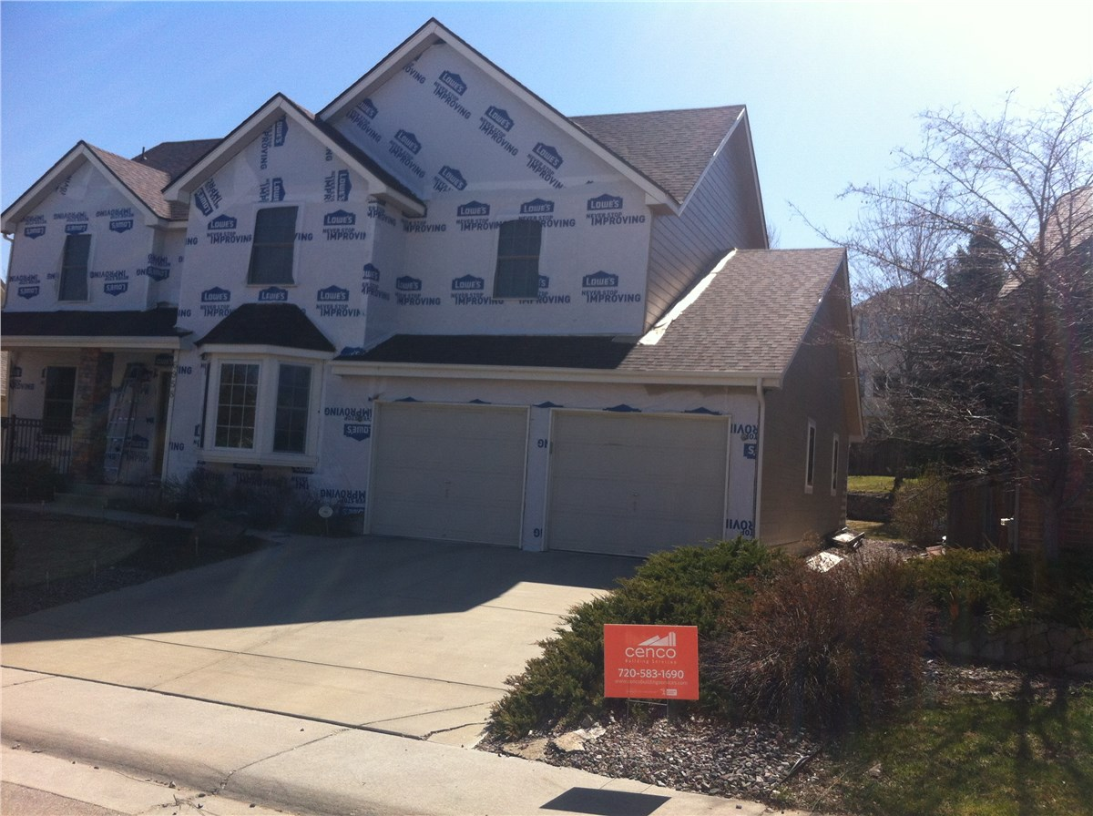 Colorado Roofers Roof Replacement Roof Repair Cenco Building