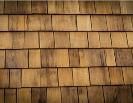 Roofing Styles - Wood Shake Roofing Photo 1