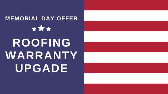 Warranty Upgrade - 50+ years (Owens Corning)