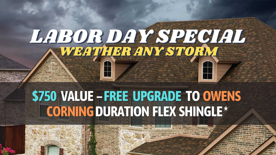 Weather Autumn Storms with Storm-Ready Shingles