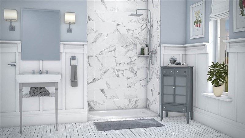 Wondering What's Behind Your Shower Walls? Have Peace of Mind With Center Point