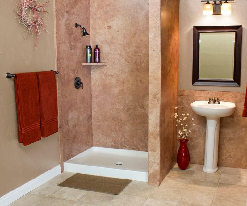 Colorado Springs Shower Wall Surrounds | Shower Surrounds Colorado ...