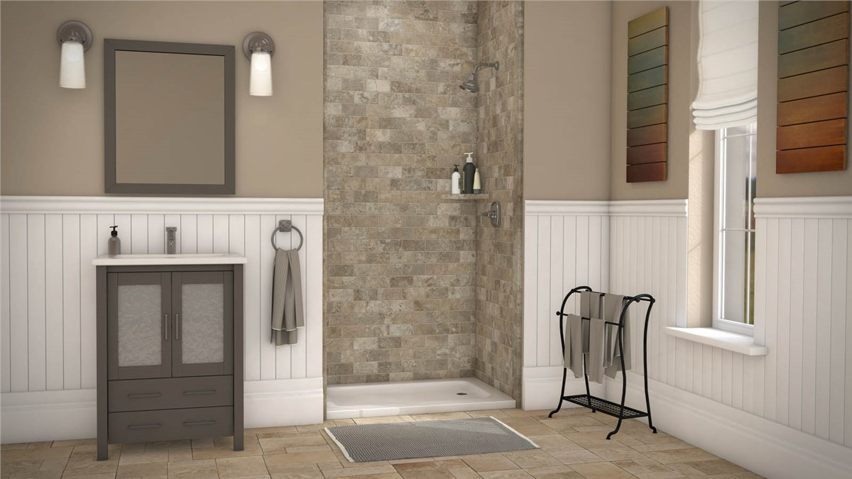 Colorado Springs Tub to Shower Conversion | Tub to Shower Conversion ...