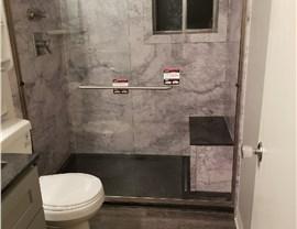 Bathroom Remodel - Bathroom Renovation Photo 3