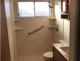 Bathroom Remodel - Bathroom Renovation Photo 4