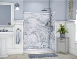 Bathroom Remodel - Bath Wall Surrounds Photo 4