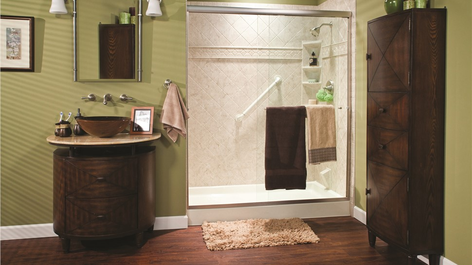 Bathroom Remodeling - New Showers Photo 1