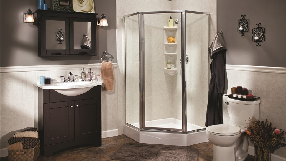 Bathroom Remodeling - Shower Enclosures Photo 1