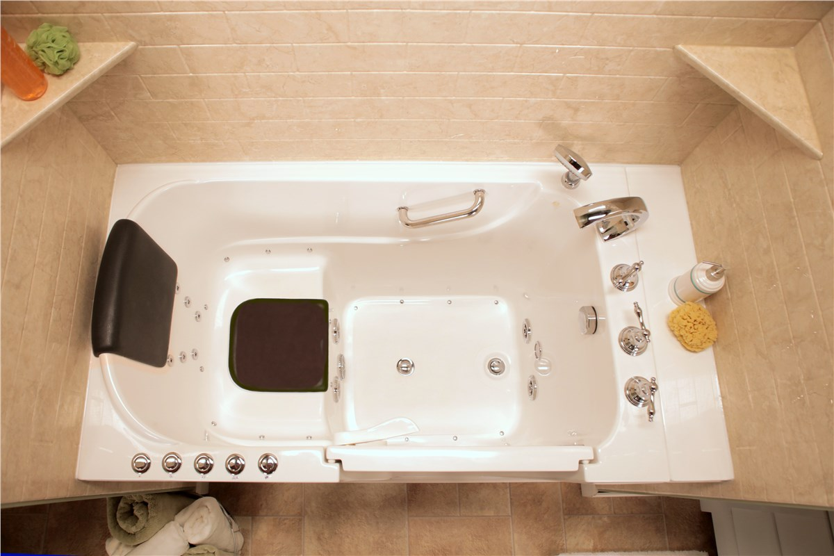 Dallas Walk-In Tubs | Handicap Tubs Dallas | Center Point Renovation