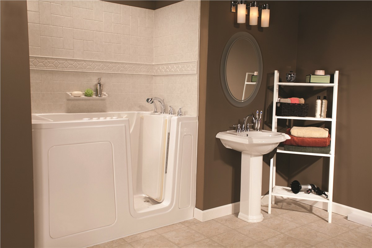 Fort Worth Walk-In Tubs | Handicap Bathtubs Fort Worth | Center Point