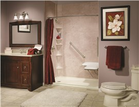 Roll-in Showers Photo 4