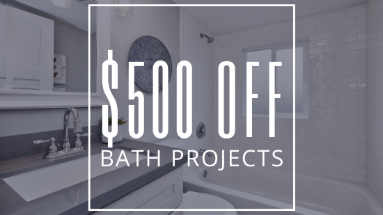 Monthly Bath Offer