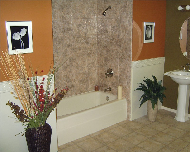 Floor-to-Ceiling Charleston Bath Contractor Services
