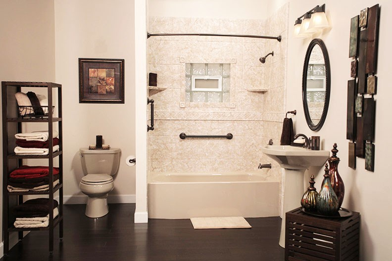 Innovative Bathroom Remodeling in Rockville SC