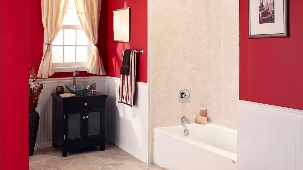 Bath Conversions - Shower to Tub Conversions Photo 1