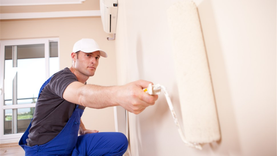 Bathroom Remodeling - Painting and electrical Photo 1