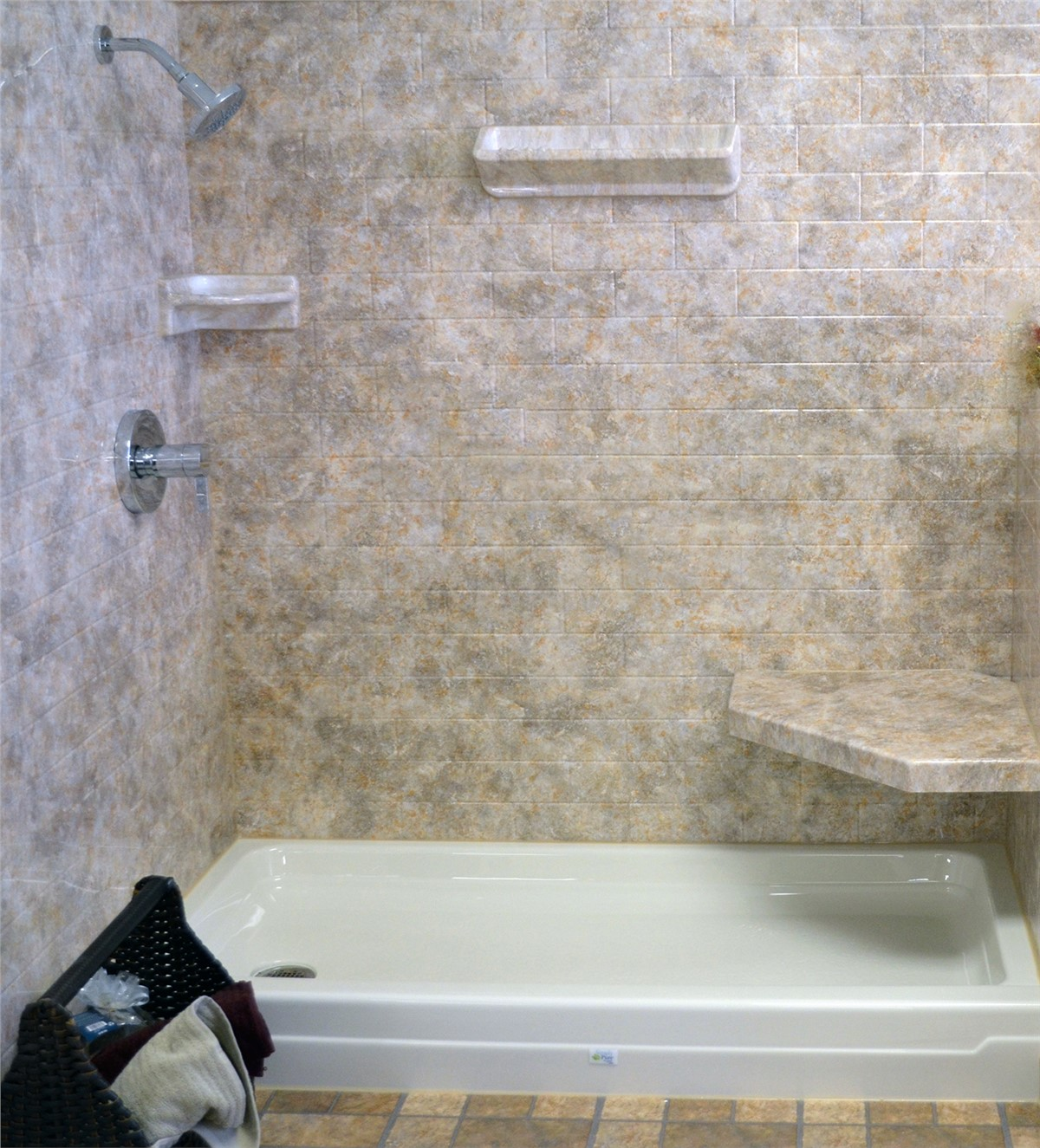 Charleston Shower Surrounds | Mount Pleasant Shower Wall Surrounds ...
