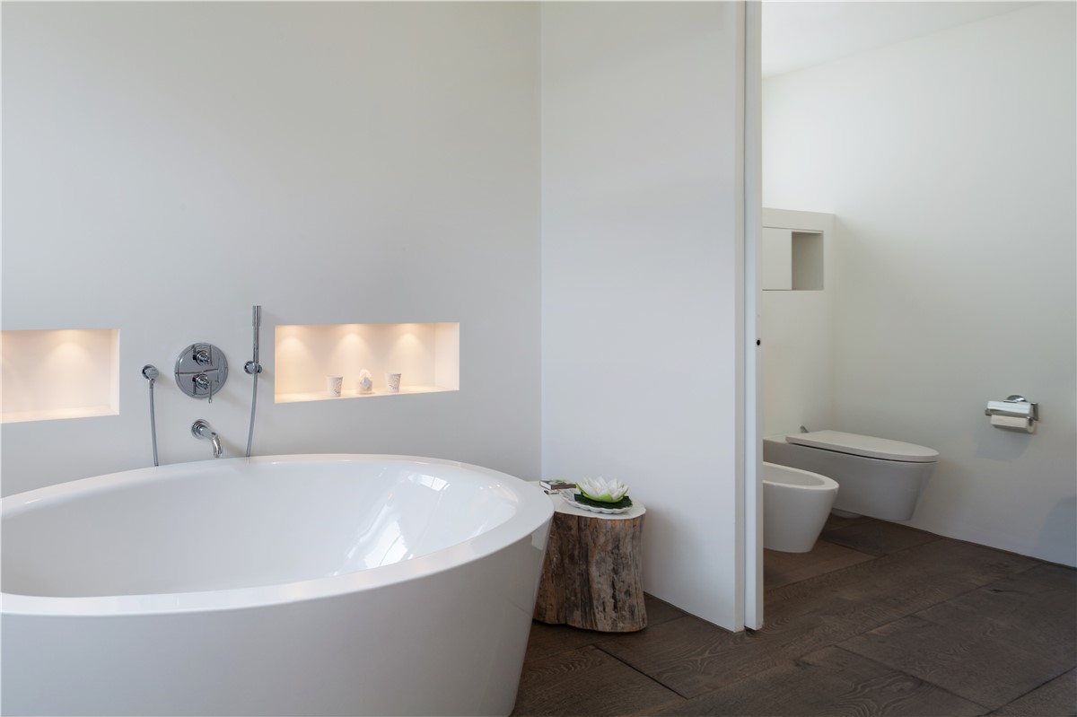 Charleston Bathroom Reconfiguration | Mount Pleasant Wall Partitions ...