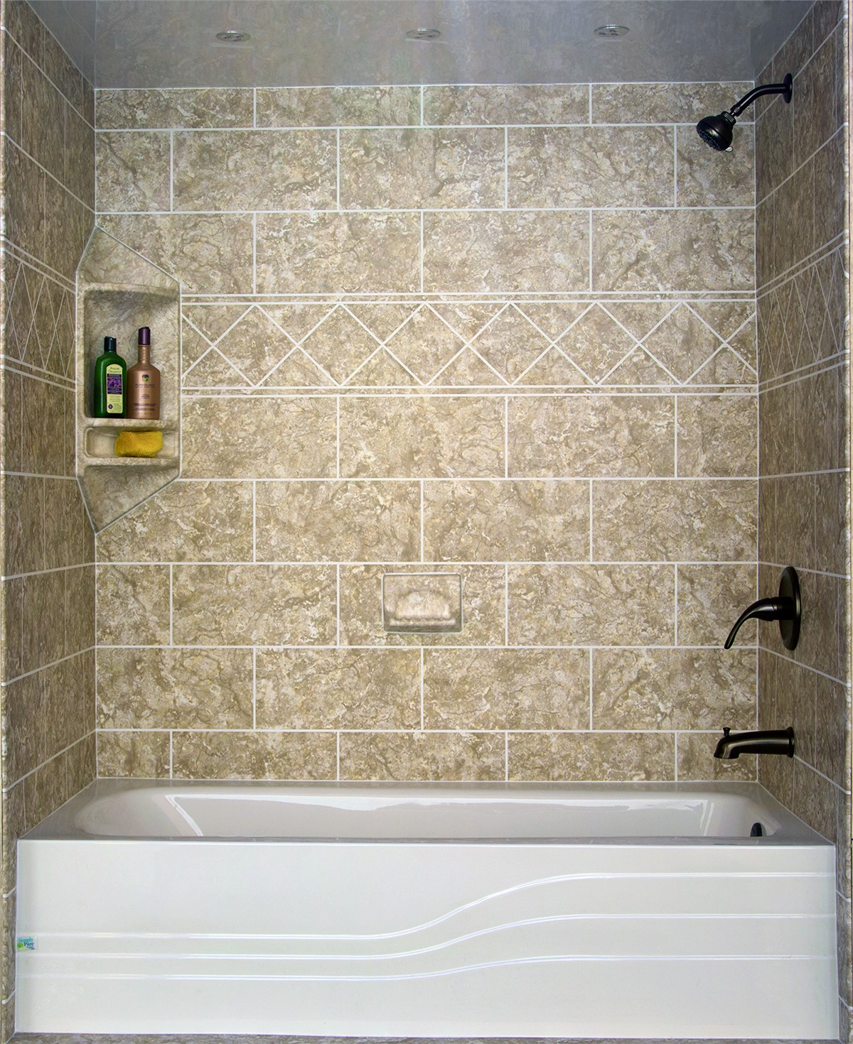 Charleston Bath Wall Surrounds