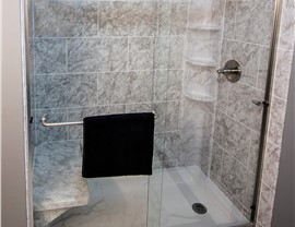 Showers - Shower Surrounds Photo 4