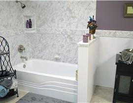 Bath Conversions - Shower to Tub Conversions Photo 2
