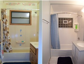 Bathroom Remodeling - Bathroom Renovation Photo 4