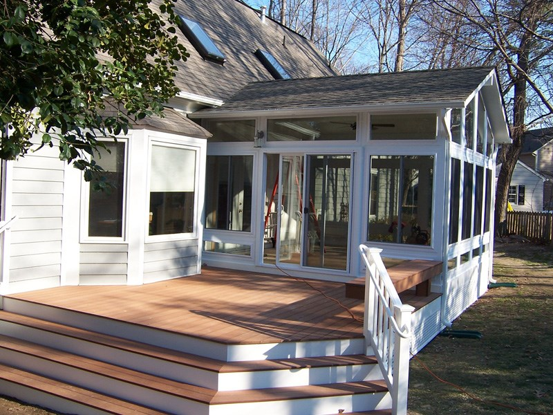 richmond deck builders decking expertise