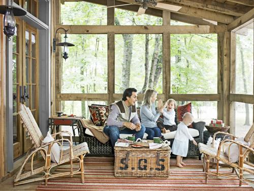 3 Super Cute Screen Porch Ideas You Will Love - Classic ...