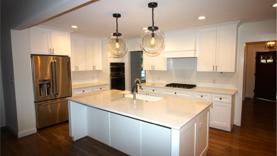 Custom Kitchen Richmond VA