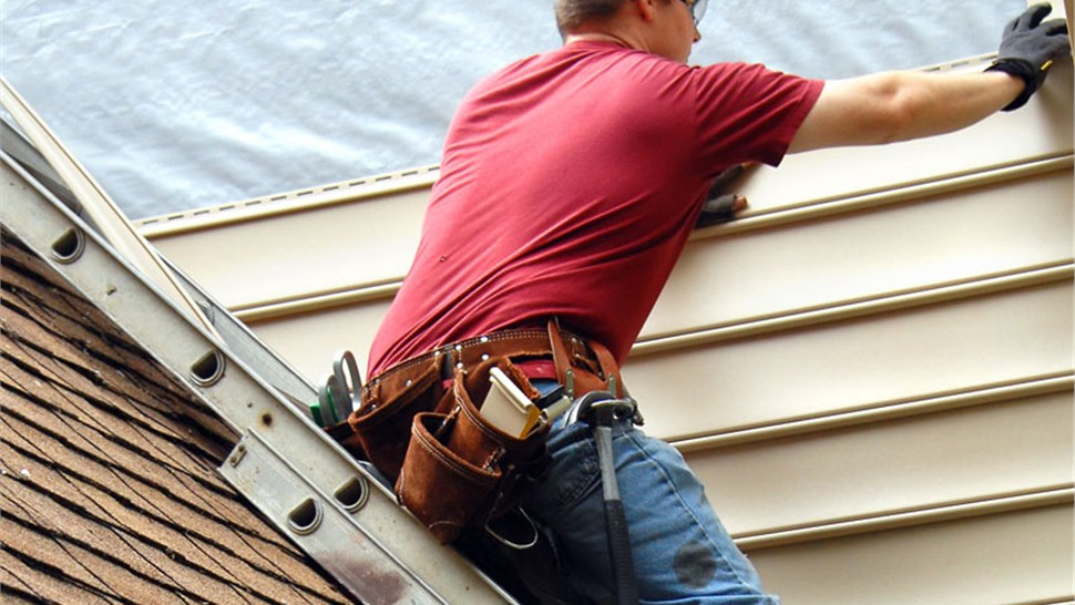 siding installation Photo 1