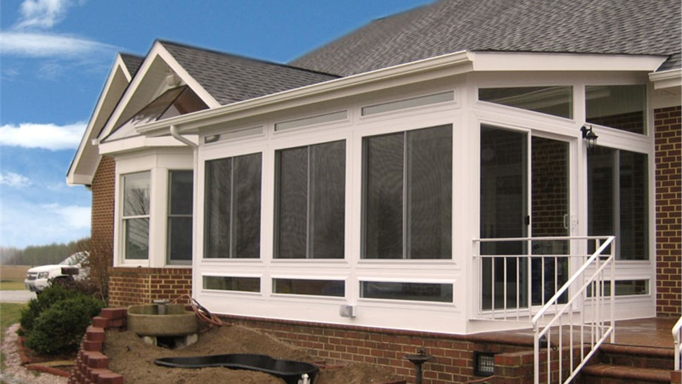 Richmond Four Season Sunrooms | All Seasons Sun Room - Classic ...
