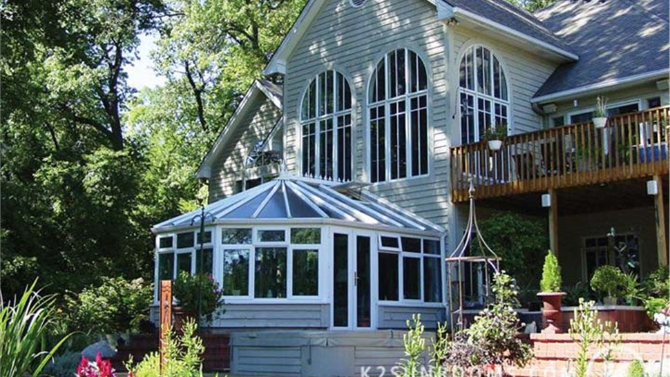 Stand Alone Conservatory Designs : Victorian conservatories richmond classic victorian conservatory