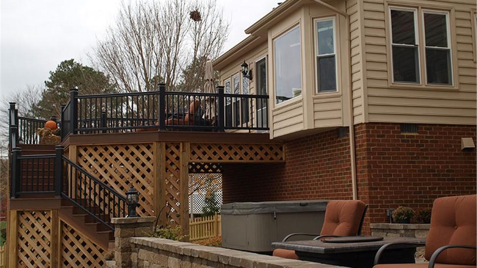 Deck Builder Richmond Va Richmond Decks Deck Builders