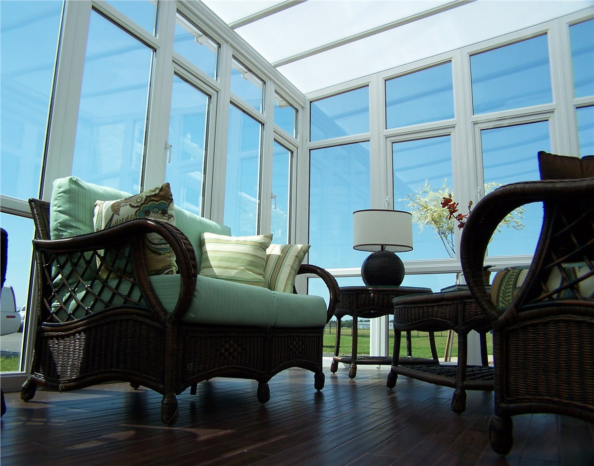 Richmond Energy Efficient Sunrooms | Green Sunroom Richmond VA