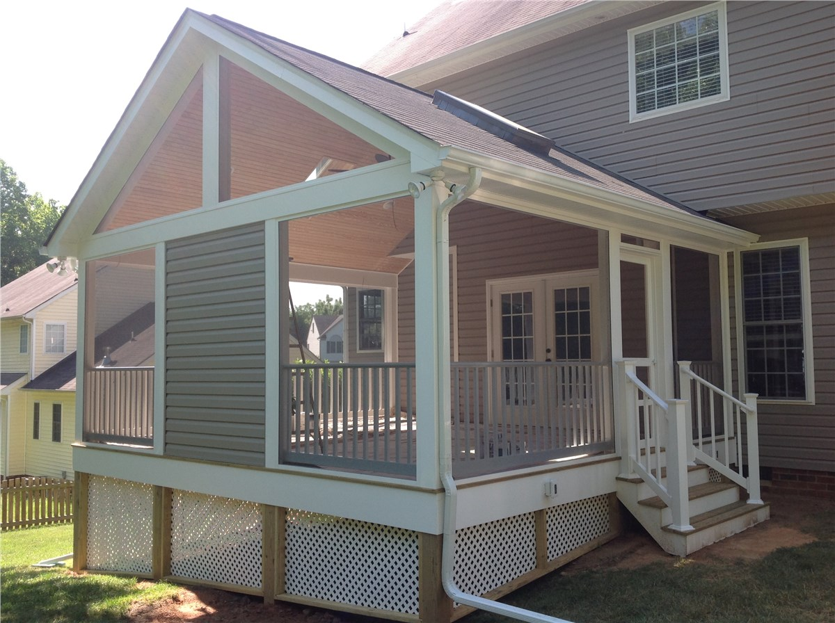 ideas systems screen delmarva installing porch design