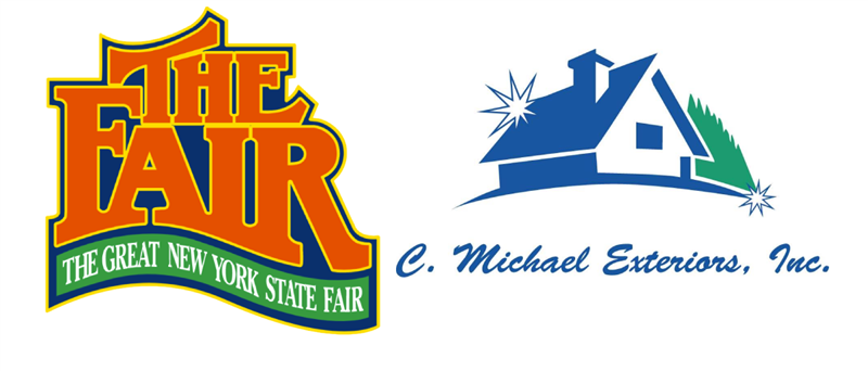 Join C. Michael Exteriors at the Great New York State Fair – Aug. 20th through Labor Day Sept. 6