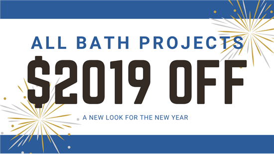 $2019 OFF All Bath Projects