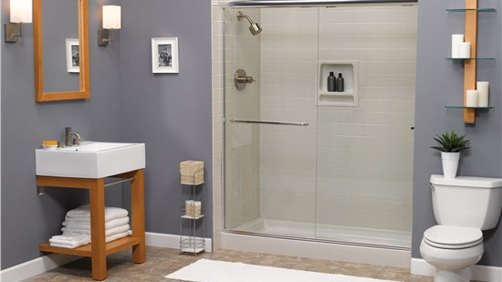Cut Costs with 50% Off the Labor of a Bath Remodel!