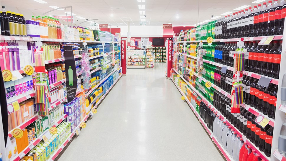 Commercial Floor Coatings - Retail Stores Photo 1