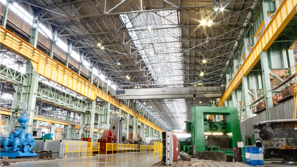 Industrial Floor Coatings - Machine Shops Photo 1