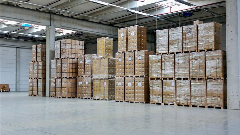Industrial Floor Coatings - Warehouses Photo 1