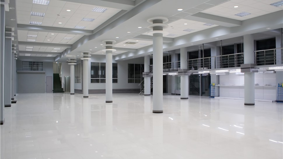 Commercial Floor Coatings - Showrooms Photo 1