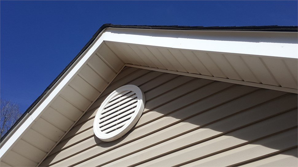 Roofing - Roof Ventilation Photo 1