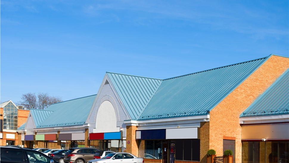 Roofing - Commercial Roofing Photo 1