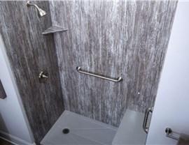 Walk In Shower Photo 3