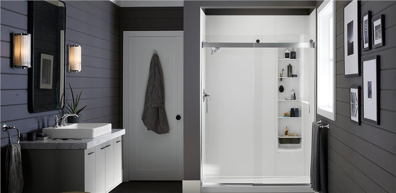 The New Face of Kohler Showers Online