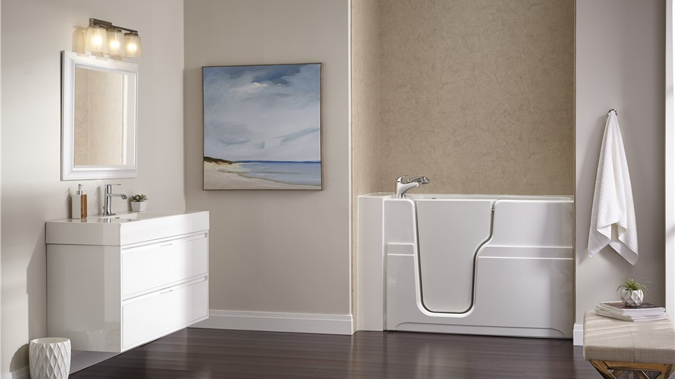 Bathroom Remodeling - Walk-In Baths Photo 1