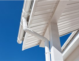 Siding - Gutter Protection Photo 4