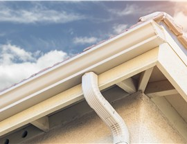 Seamless gutters Photo 3